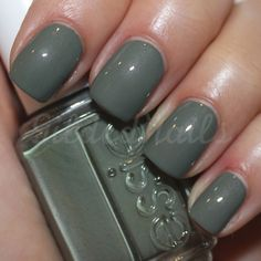 Essie. I have a color similar to this that I loveeee, so different but still pretty