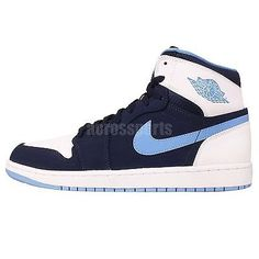 Nike Air Jordan 1 Retro High Navy White CP3 Chris Paul Mens Basketball Shoes  Check more at: http://www.ebay.com.au/cln/acrossports/Nike-Air-Jordan-1-High/173152061016