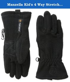 Set of Four Pairs of Stretch Magic Gloves for Ages 1-3 Years