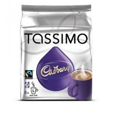TASSIMO Cadbury Hot Chocolate Drink