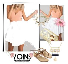 YOINS-Yours Inspiration by elmat on Polyvore featuring polyvore fashion style clothing