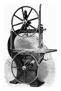 Things have change a lot since this was around. Marvel Manufacturing is innovative and manufacturing many band saws