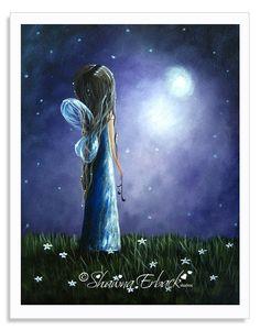 Heaven's Little Helper by Shawna Erback. A beautiful fairy waiting for her next…