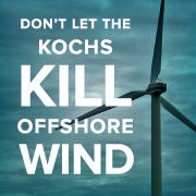 The Koch brothers launched an attack on Cape Wind, America's first offshore wind farm, that's put it on life support. Tell National Grid to not give in to the Kochs' attack and to reinstate its commitment to purchasing power from Cape Wind. Click for details and please SIGN and share petition. Thanks