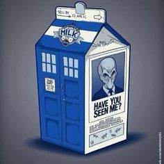 Seen what? #doctorwho