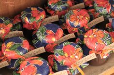 Potinhos decorados para brigadeiro gourmet .