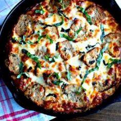 Pizza Hut Pan Pizza Recipe