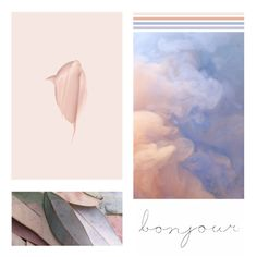 03⎥16 moodboard aureliedhuit.com #moodboard #tendance #March #Mars #inspiration #design #graphic #graphisme #clouds #nuages #leaves #feuilles #crème #cream #bonjour #hello #rose #pink #violet #purple #pastel #couleurs #colors #doux #sweet #fumée #smoke Image Pinterest, Inspiration Design, Art Director, Violet, Graphic, Mars, Pastel, Abstract, Artwork