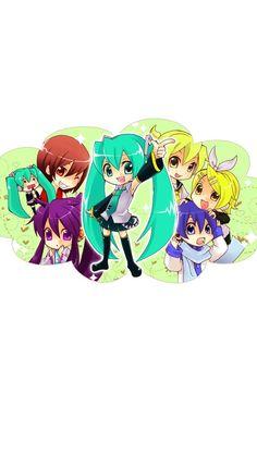 Vocaloid!!