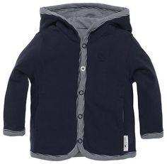 Baby- und Kinderbekleidung - Strick- & Sweatjacken - Noppies - Strickjacke - Joke - Blau - 8715141109742