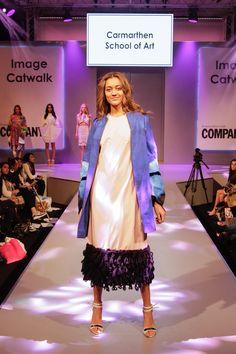 Carmarthen School of Art - Graduate Catwalk A on the Image Catwalk at Clothes Show Live