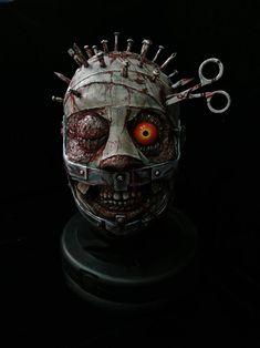 Dead By Daylight game Doctor cosplay mask Arte Horror, Horror Art, Jaina Proudmoore, Make A Character, Horror Masks, Skull Decor, Carnival Masks, Monster Art, Dark Fantasy Art