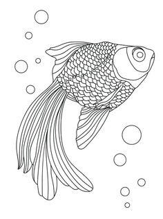Kleurplaten Dieren Uit De Zee.De 296 Beste Afbeelding Van Coloring Fish Uit 2019 Boek