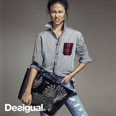 Desigual Shopper San Francisco Kate  58X50W5