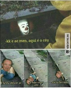 Read Memes (Parte from the story Imagens Aleatórias by -Niedz (Nid) with reads. Funny Images, Funny Photos, Funny Comics, Funny Cute, Dankest Memes, Geek Stuff, Marvel, Morgan Stanley, Wall Street