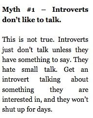 This is the truest fucking thing I've ever read, and I hate when people ask me why I never talk. It's because I have nothing important to say. Geeez.