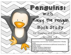 Penguins...and Tacky Book Study