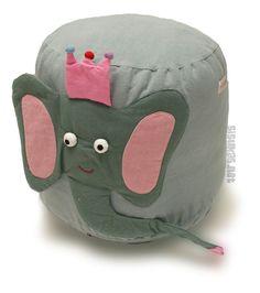 Lattiatyyny, elefantti