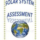 A great assessment to test your students knowledge on the solar system!  Aligned with 4th grade Common Core Standards for Science.  This assessment...