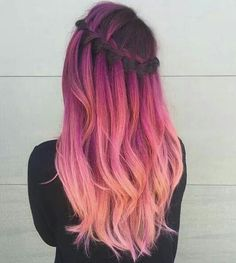 Stunning ombre effect #hair #hairtips #hairextensions #beauty #hairstyle #chicagohairextensionssalon