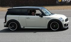 ZCW Angel on Mini_Clubman #cars #alloy #wheels #rims #tires #tyres http://www.turrifftyres.co.uk/alloywheels
