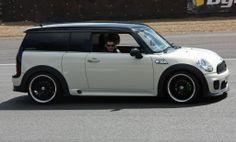 ZCW Angel on Mini_Clubman #cars #alloy #wheels #rims #tires #tyres http://www.turrifftyres.co.uk/alloywheels