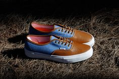 00e34bca56 KICKS HI x Vans Vault 2012 Fall Authentic LX