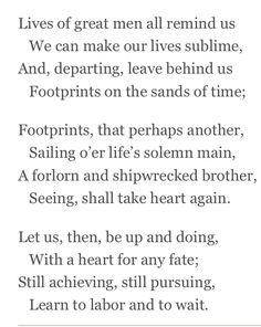 psalm of life essay