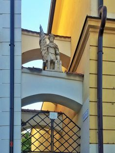 Prepoštská ulica Bratislava, Lion Sculpture, Statue, Art, Craft Art, Kunst, Sculpture, Sculptures