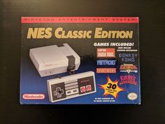 nintendo entertainment system: nes classic edition from $130.0