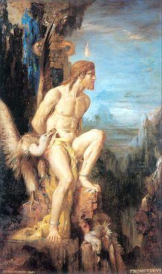 """""""Prometheus""""___Musée Gustave Moreau"""