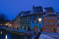 <i>Colmar</i>, quai de la poissonnerie