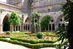 Abbaye de Fontfroide which is very close by to the south east.