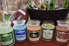 Give that perfect man one of our signature scents & for Guys& Soy Candles, Candle Jars, Unique Gifts, Great Gifts, Homemade Candles, Country Crafts, The Ranch, Perfect Man, Candle Making