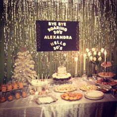 1920's party / gatsby 30th party / decor by me / decorations 1920 inspired/ my birthday party/ Alexandra Creations