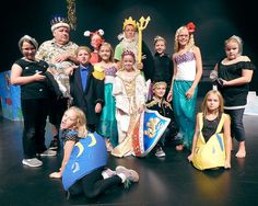 "Nicollet community performs ""Our Own Little Mermaid"" - NUJournal.com 