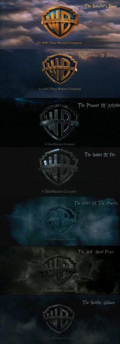 Funny Warner Bross Logo Harry Potter | Hogwarts Alumni