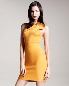 Roland Mouret Mini and short dresses for Women Star Fashion, Fashion Outfits, Tights Outfit, Roland Mouret, Crepe Dress, Sheath Dress, Beautiful Dresses, Short Dresses, Feminine