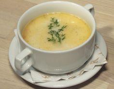Receita de sopa de couve-flor com alho-poró Receitas Light