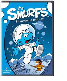 Smurfs: Smurftastic Journey DVD ~ Paul Winchell, Smurf's up as Papa Smurf, Smurfette, Dreamy Smurf and the rest of the tiny creatures travel over water, land, and even by magic whistle as they try to stay out of reach of the wizard Gargamel and his cruel cat Azrael.