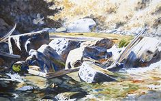 Loren Kovich | Watercolor Gallery