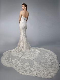 9c319152ba786 98 Best ENZOANI 2019/2018 images   Mermaid gown, Wedding dressses ...