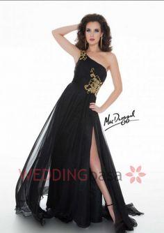 http://www.weddingbasa.com/glamorous-one-shoulder-neckline-chiffon-applique-beading-crystal-ruffles-split-up-prom-dress-p-19618.html FEATURED : Prom Dress SILHOUETTE: A Line NECKLINE: One Shoulder FABRIC:  Chiffon BACK CLOSURE: Zipper Up STYLES: Luxurious& Glamorous TRAIN/HEMLINE: Floor Length SLEEVE LENGTH: Sleeveless EMBELLISHMENT: Beading,Crystal Shown Color: As picture