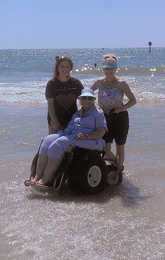 23 best beach wheelchair rental locations images wheelchairs rh pinterest com