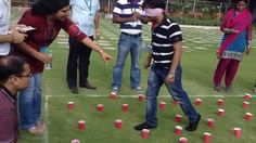 Team Building Activities Hyderabad - Blind Fold