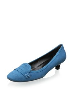 Tod's Women's Penny Loafer with Heel at MYHABIT