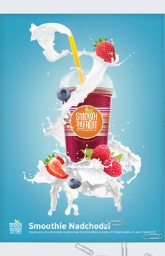 Smooth the Fruit by advertising agency Cosa Nostra