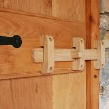 Image result for wooden latches and locks