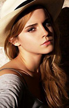 Emma Watson Portrait Poster 11x17