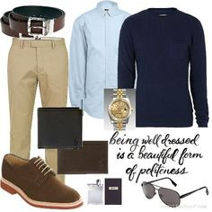 Its polite to look nice | Men's Outfit | ASOS Fashion Finder